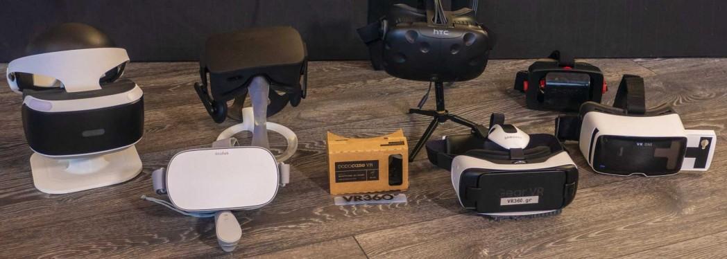 VR.360.GR VR GLASSES