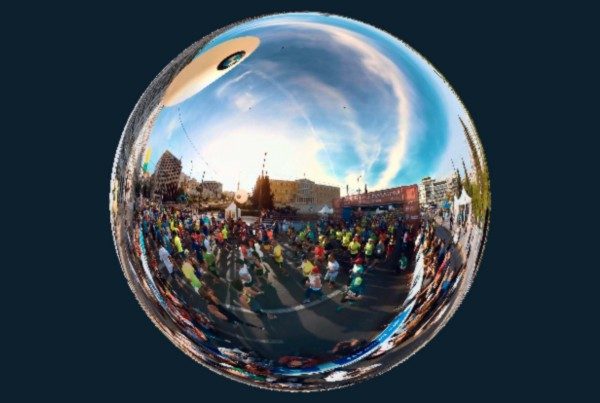 VR360.GR 360 VIDEO ATHENS MARATHON-SERVICES